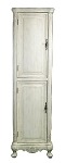 "Linen Cabinet Antique White 21""x73""H"