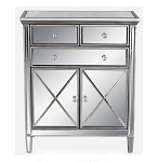 "Mirrored Cabinet / Server 31""x37""H"