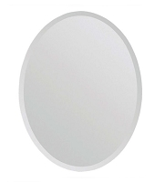 Frameless Oval Mirror 22