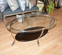 Metal Coffee Table 48