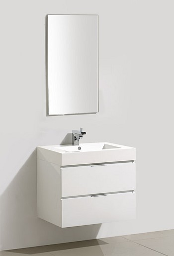"30"" Drake Wall Mount Vanity - Available in other Finishes"
