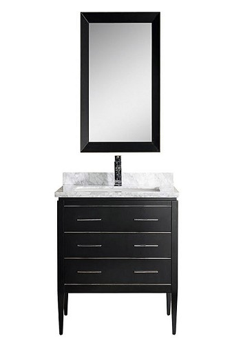 "Bathroom Vanity 30""W"