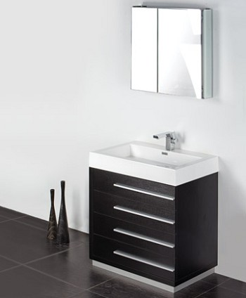 "Bathroom Vanity 30""W - Choice of Finish"