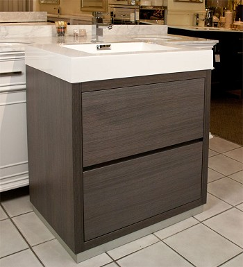 "24"" Remy Bathroom Vanity - Available in other Finishes"