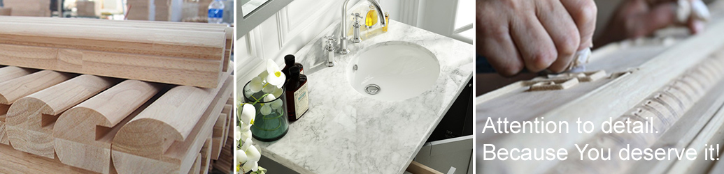 Premium Bathroom Vanities