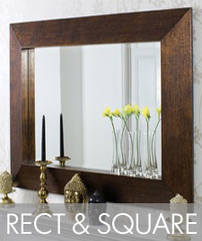 Rect. & Square Mirrors