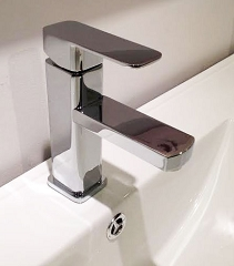 Single Lever Vanity Faucet 5.75