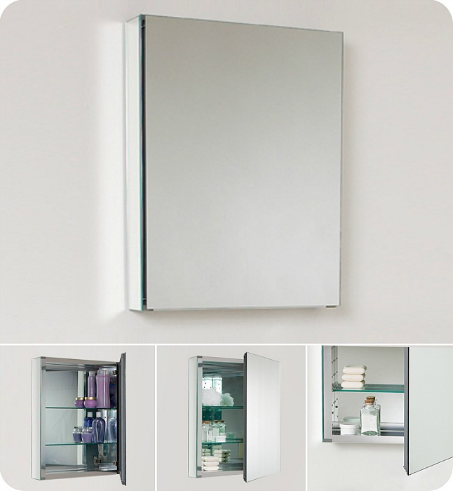 Mirrored Bathroom Medicine Cabinet Mvmr580