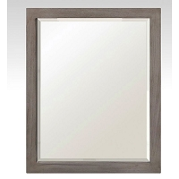 Light Oak Mirror 30