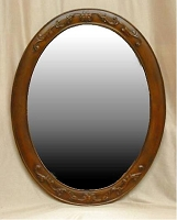 Oval Mirror 30