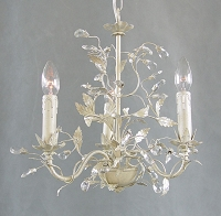 Chandelier with Crystals 14