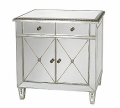 Mirrored Cabinet 34