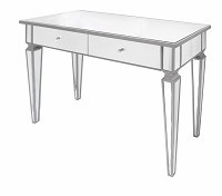 Mirrored Table Console 46