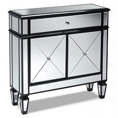 Mirrored Cabinet 36