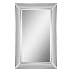Mirror with Mirrored Frame 22