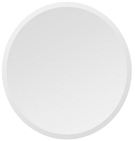 Frameless Round Mirror 30