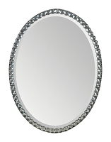 Oval Mirror 24