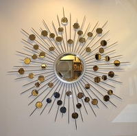 Sunburst Mirror 45
