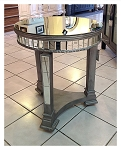 Mirrored Accent Table 21