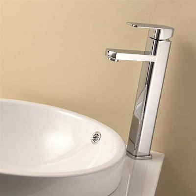 Single Lever Vanity Vessel Faucet 6