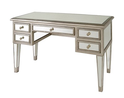 Mirrored Desk 48